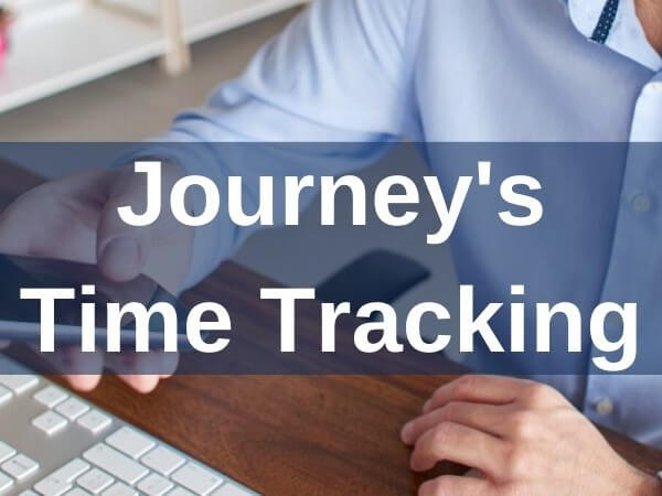 Journey's Time Tracking