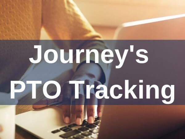 Journey's PTO Tracking