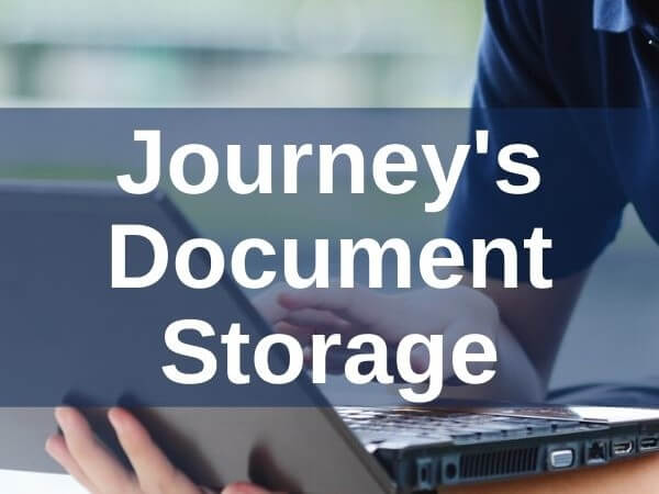Journey's Document Storage