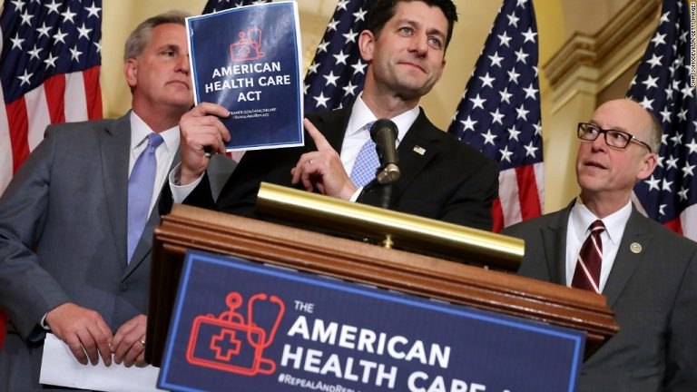 American Health Care Act 2017