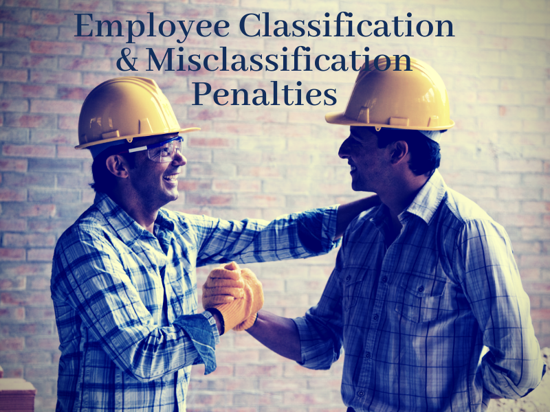 Employee classification cover photo