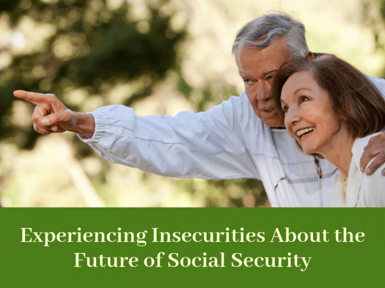 Future of Social Security cover