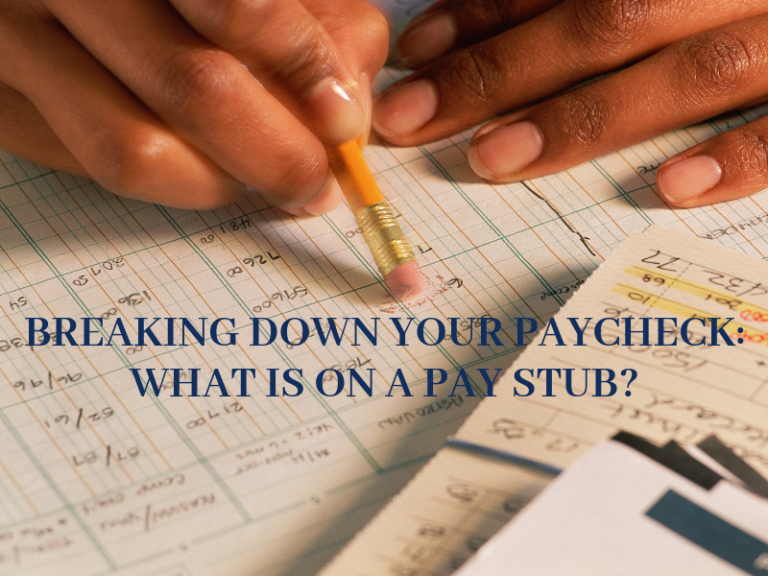 How to read a pay stub cover image