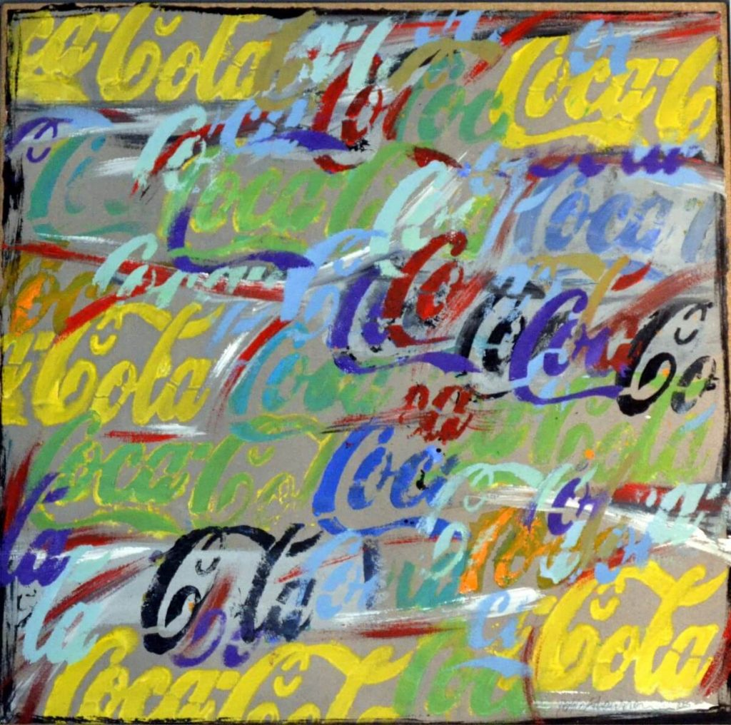 Coca-Cola Brand artwork