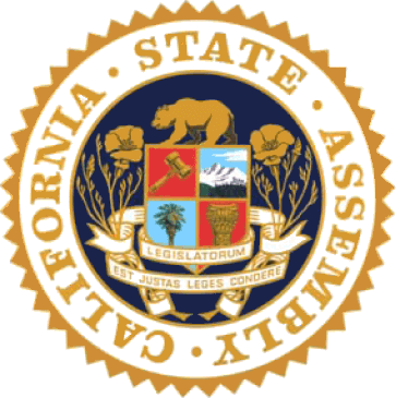 Image of California Assembly Seal.