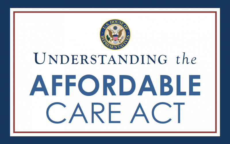 "Image of a sign that says ""Understanding the AFFORDABLE CARE ACT,"" which will outline ACA deadlines."