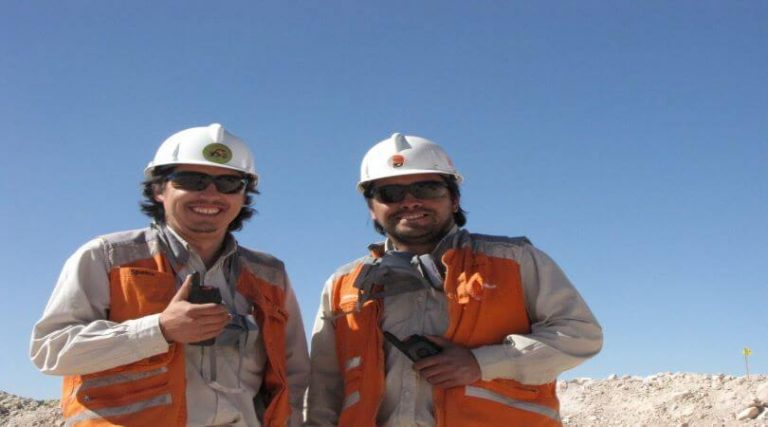 Two happy workers in Colorado because of COMPS.