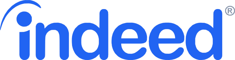 the indeed.com recruiting logo