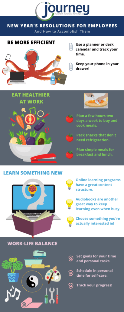 New years resolutions for employees PNG