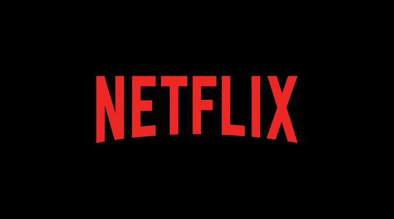 Image of the Netflix logo.