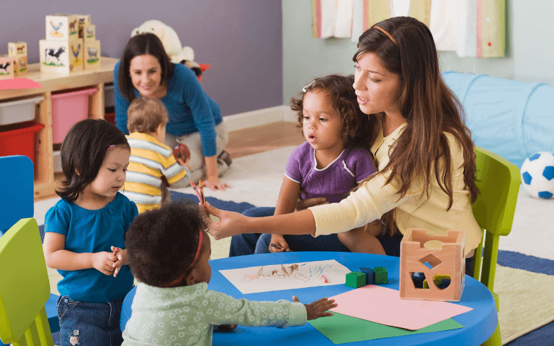 tax planning daycare credit
