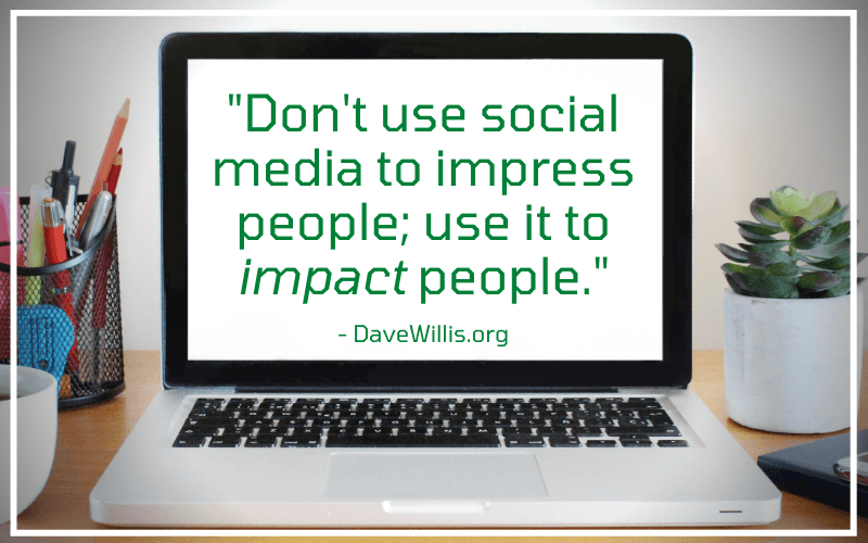 social media for businesses quote